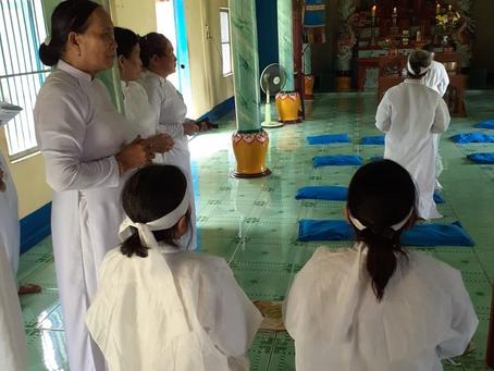 [Cao Đài] Tin từ Thánh thất Nam Hoài Nhơn