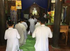 [Cao Đài] Lễ Thượng Tượng tại hương Đạo Mỹ Phước Tây