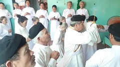[Cao Đài] Tộc Đạo Định Quán hiến lễ tại Hương Đạo Thanh Sơn