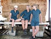 Chicks Sitting at Truck 3.jpeg