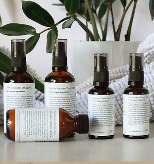 100% natural face care pack normal combi