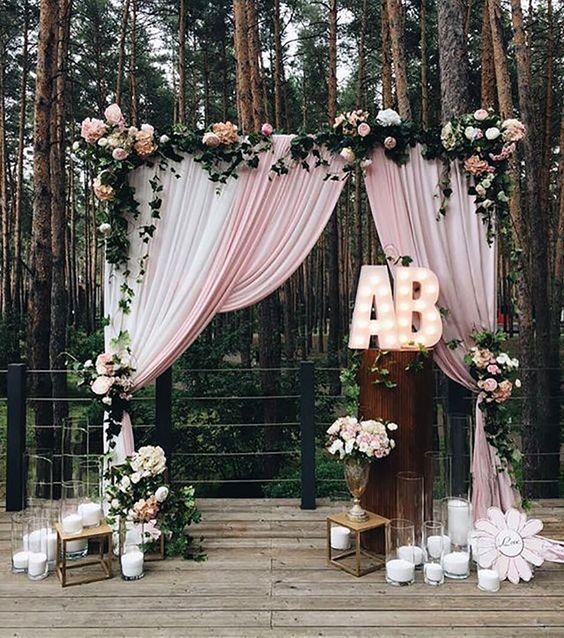 Arche et décoration