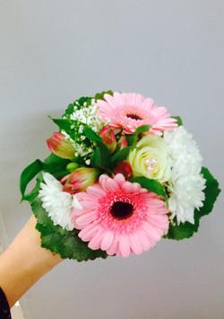 Petit bouquet demoiselle