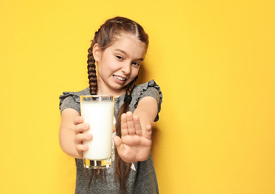 Intolérances alimentaires - enfant hyperactif