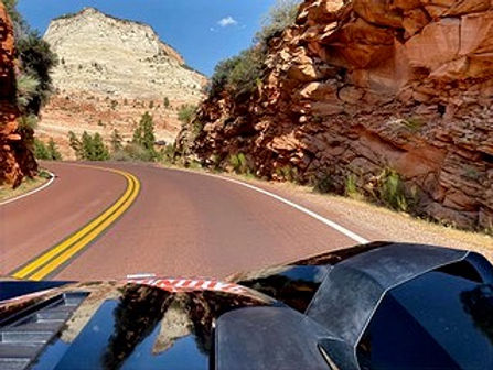Zion National Park Directions