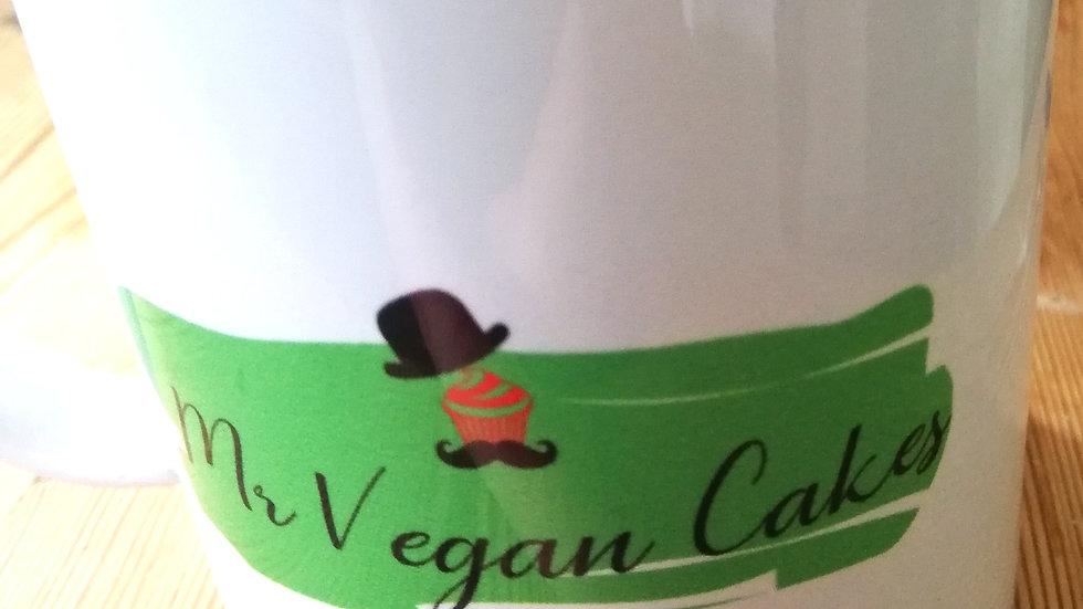 Mr Vegan Cakes Mug