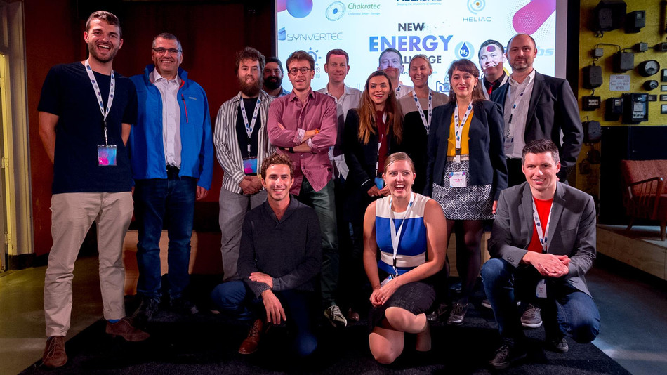 New Energy Challenge. Top 10 Finalists!