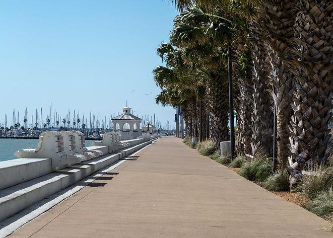 Corpus Christi Boardwalk
