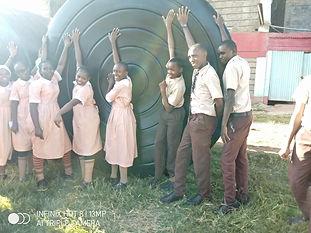 Sponsor a Water Tank at St. Anne's Primary School, Kenya