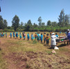 Daily Lunch Program - Waitua Primary School, Kenya