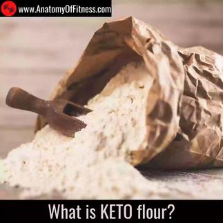 What is KETO flour?