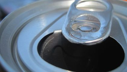 BPA used in soda cans.