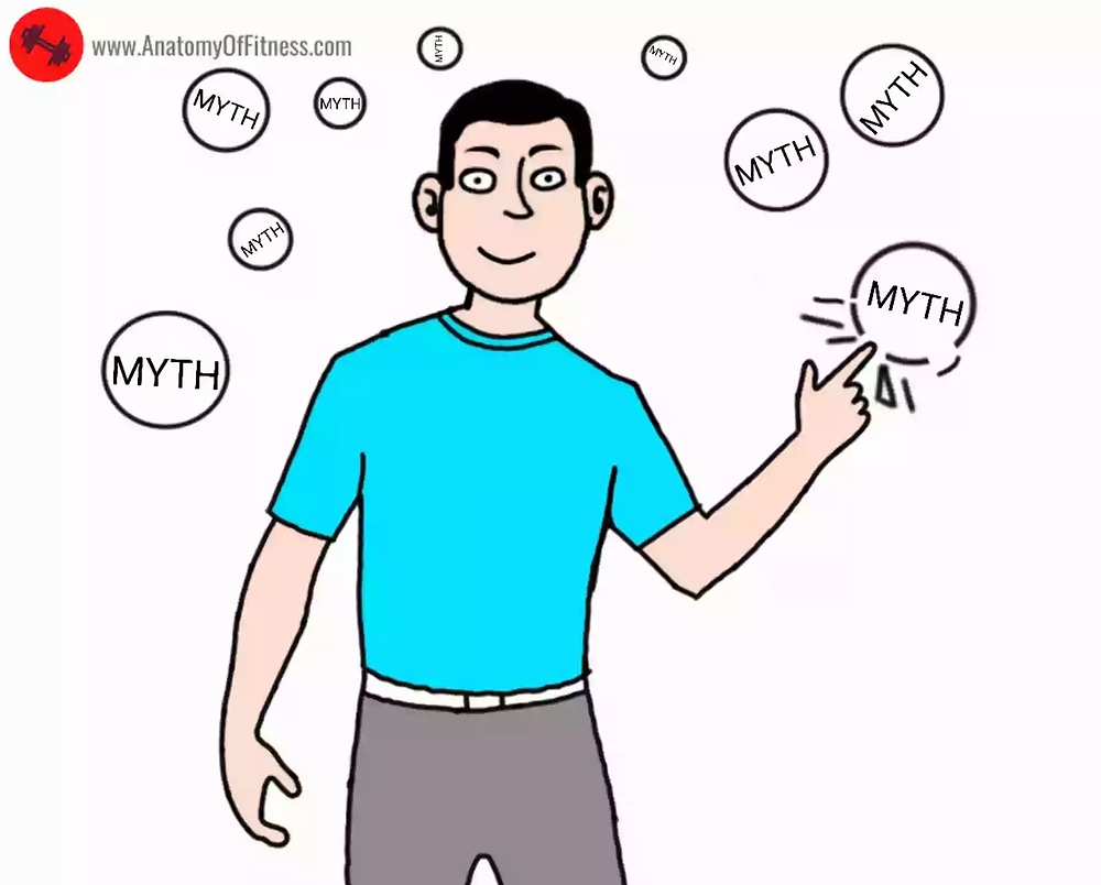 Busting SUPPLEMENT myths.