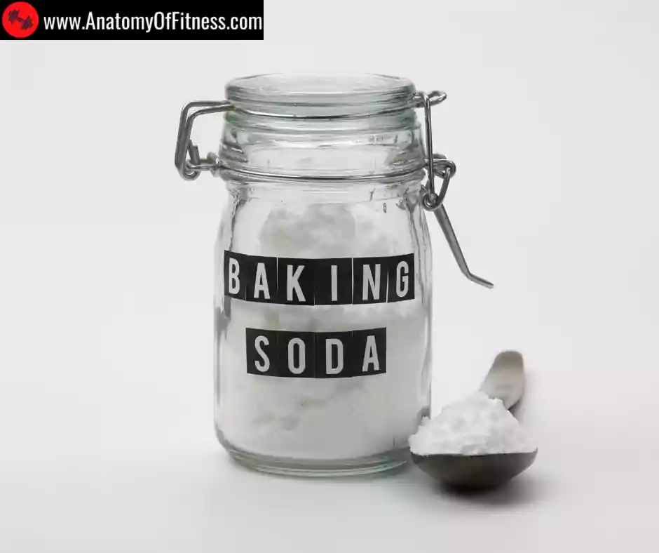 Baking Soda for weight loss.
