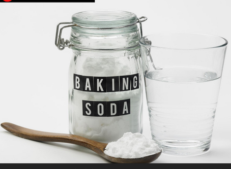 BAKING SODA for WEIGHT LOSS?