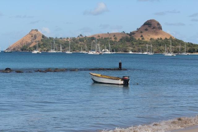 Gros Islet fishing boat