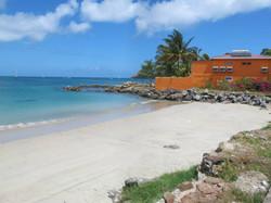 Gros Islet Beach, St Lucia