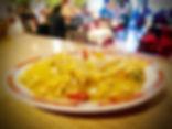 Poulet au curry - Restaurant du Bonheur Courbevoie