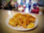 Crevettes sautées au sel et au poivre - Restaurant du Bonheur Courbevoie