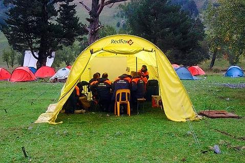 Горный клуб Эдельвейс, туризм на Кавказе