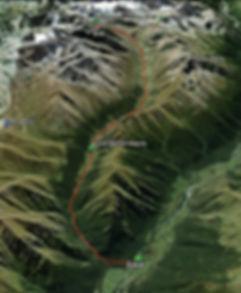 Горный клуб Эдельвейс: Маркинское озеро
