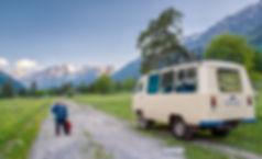 Транспорт в горы