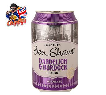 Dandelion & Burdock (330ml)