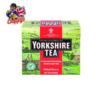 Yorkshire Tea Red (80ct)