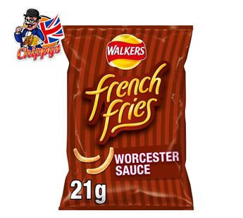 French Fries Worcester Crisps (21g)