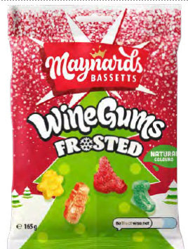 Frosted Wine Gums (165g)