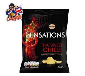 Sensations Thai Chilli Crisps (40g)