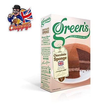 Chocolate Sponge Cake Mix (221g)