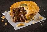 Steak Bacon Ale Pie