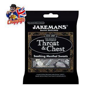 Jakemans: Throat & Chest (100g)