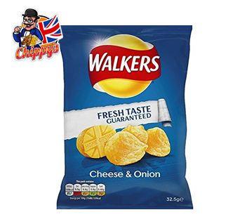 Cheese & Onion Crisps (32.5g)