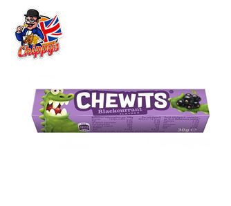 Chewits: Blackcurrant (30g)