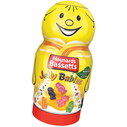 Jelly Babies (495g)