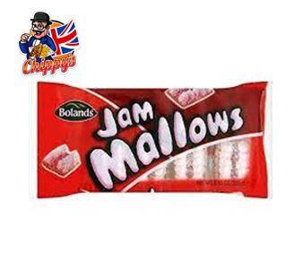 Jam Mallows (250g)