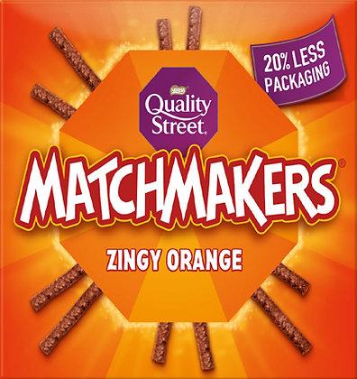 Matchmakers Zingy Orange (120g)