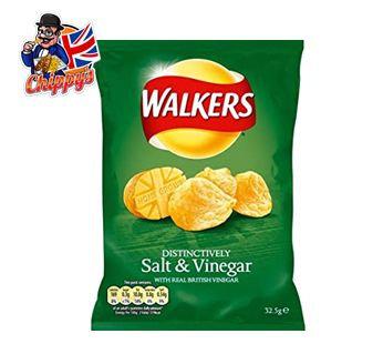 Salt & Vinegar Crisps (32.5g)