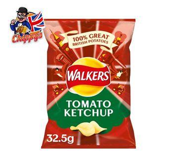 Tomato Sauce Crisps (32.5g)