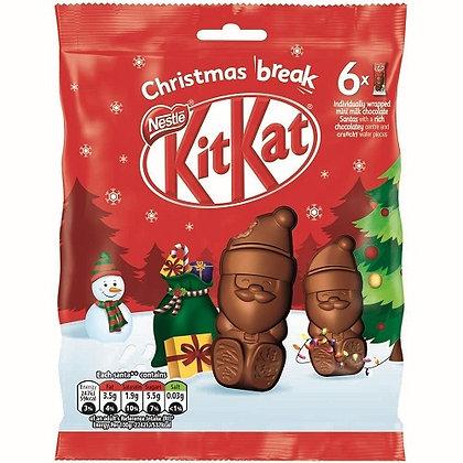 Kit Kat Santa (55g)