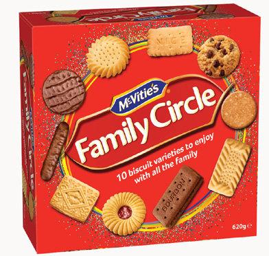 Family Circle (620g)