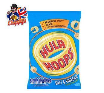 Hula Hoops: Salt & Vinegar (34g)