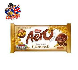 Aero Milk Chocolate Caramel (90g)