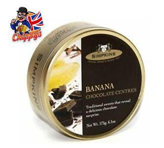 Banana Chocolate Centres (175g)