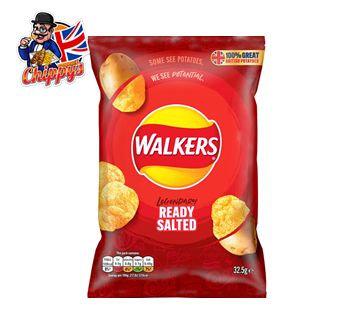Ready Salted Crisps (32.5g)
