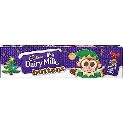 Dairy Milk Buttons (72g)
