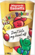 Jelly Babies (400g)