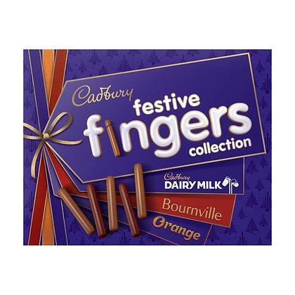 Fingers Festive Selection (342g)